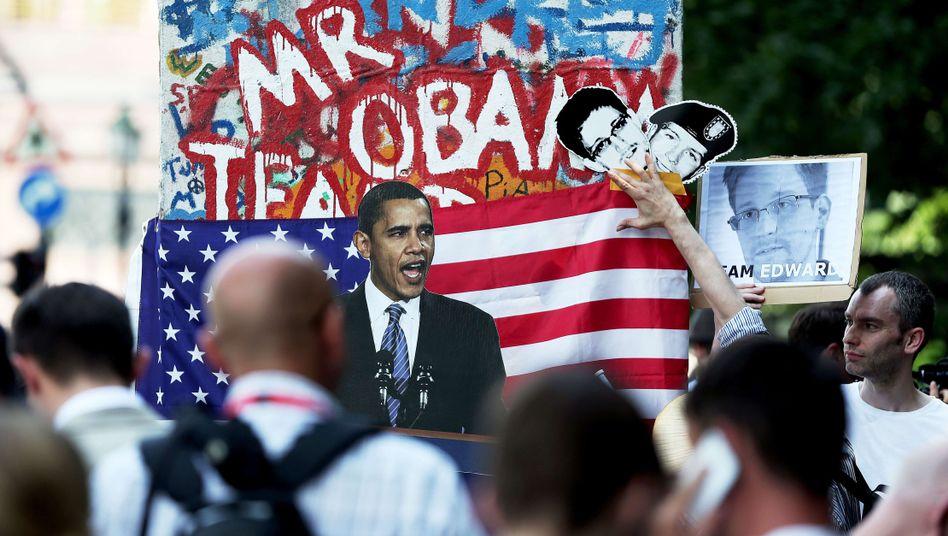 Prism-Informant: Weißes Haus verlangt Snowdens Auslieferung