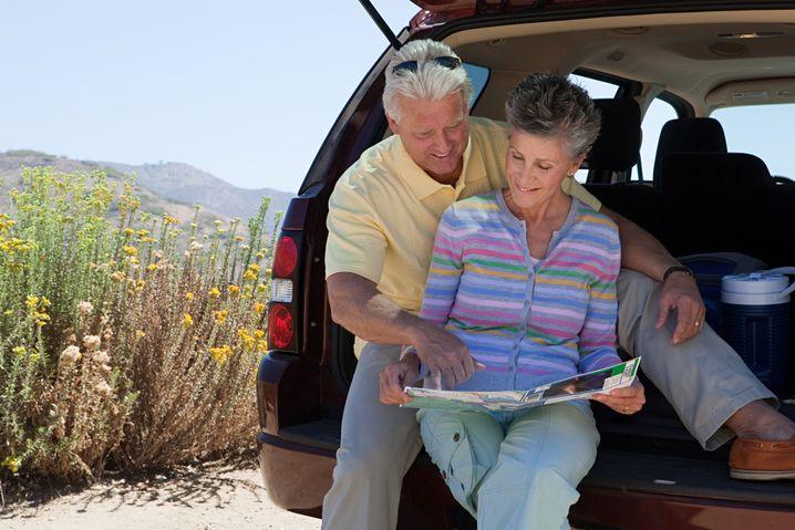 Der neue Alterssitz: Rentner schätzen die Abenteuer-Aura der SUVs