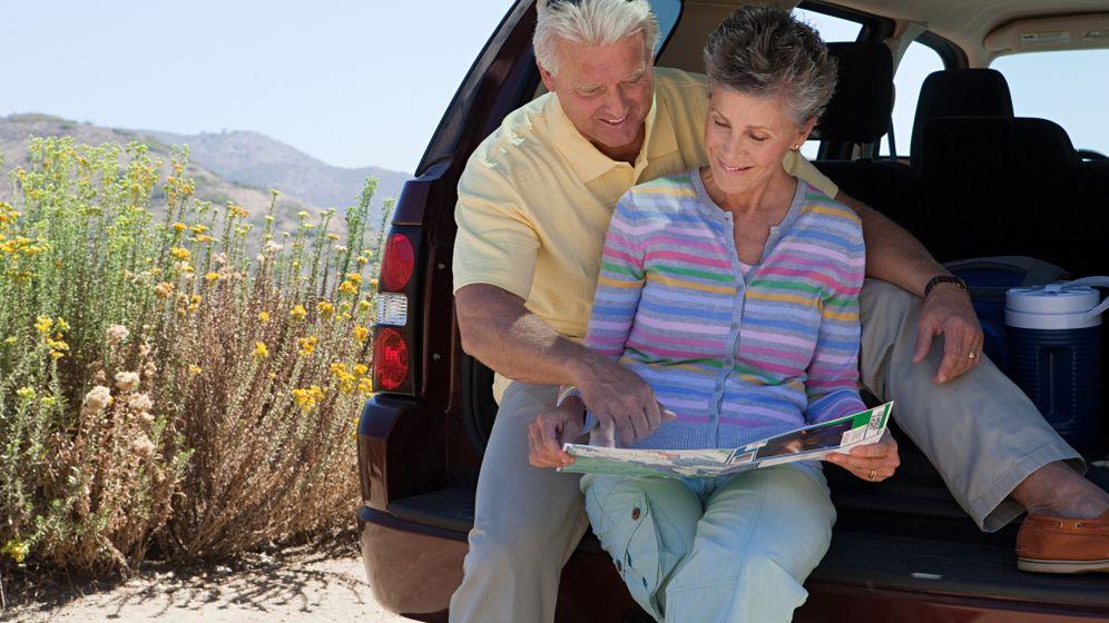 Autos für Senioren: Der Greis-Verkehr