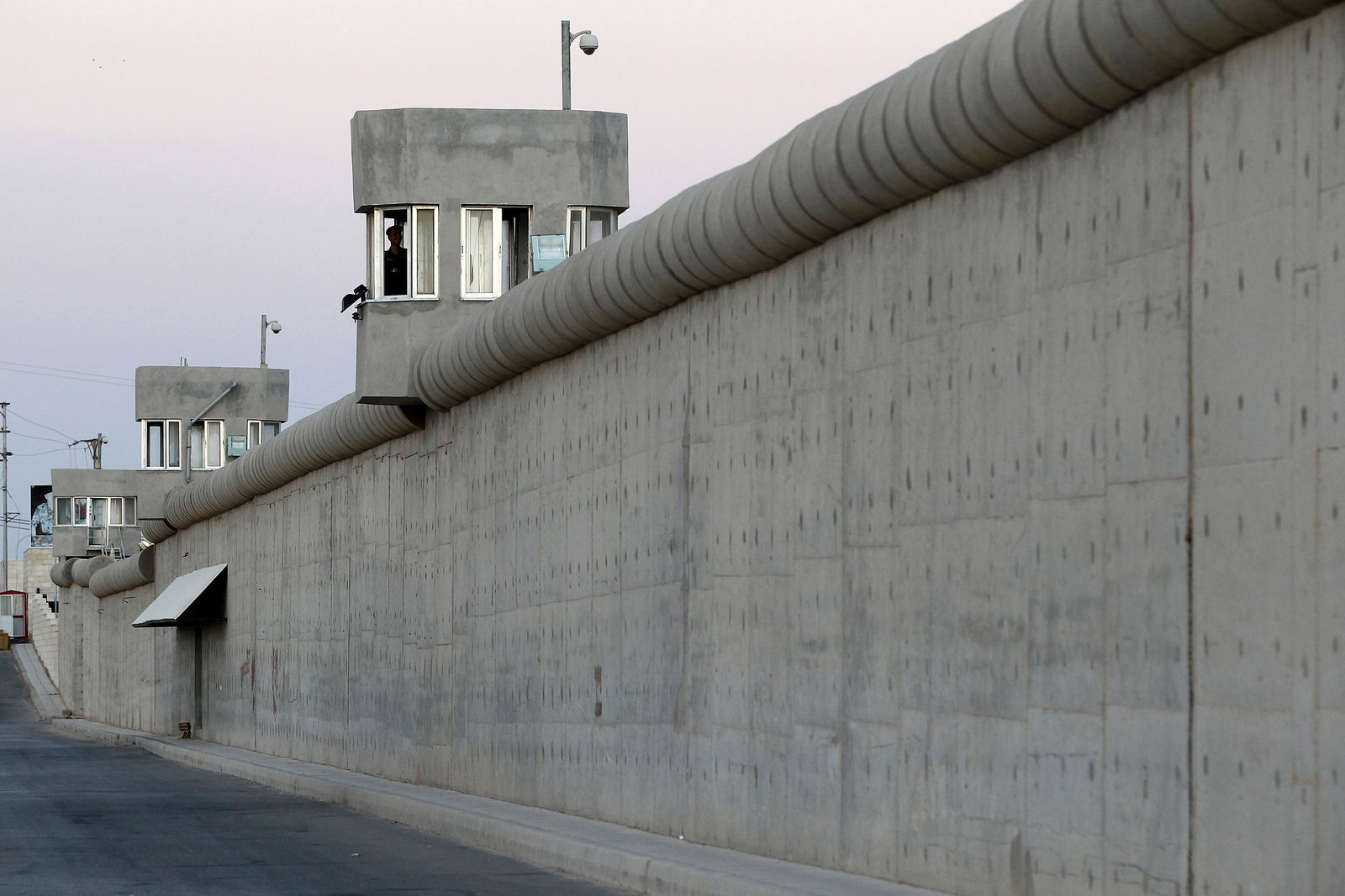 Jordanien Gefängnis