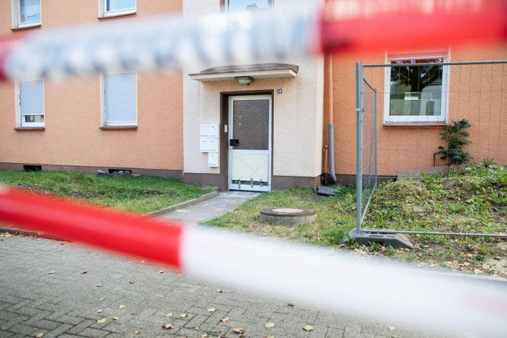 Betroffenes Wohnhaus in Herne: 22 Schlangen in der Wohnung