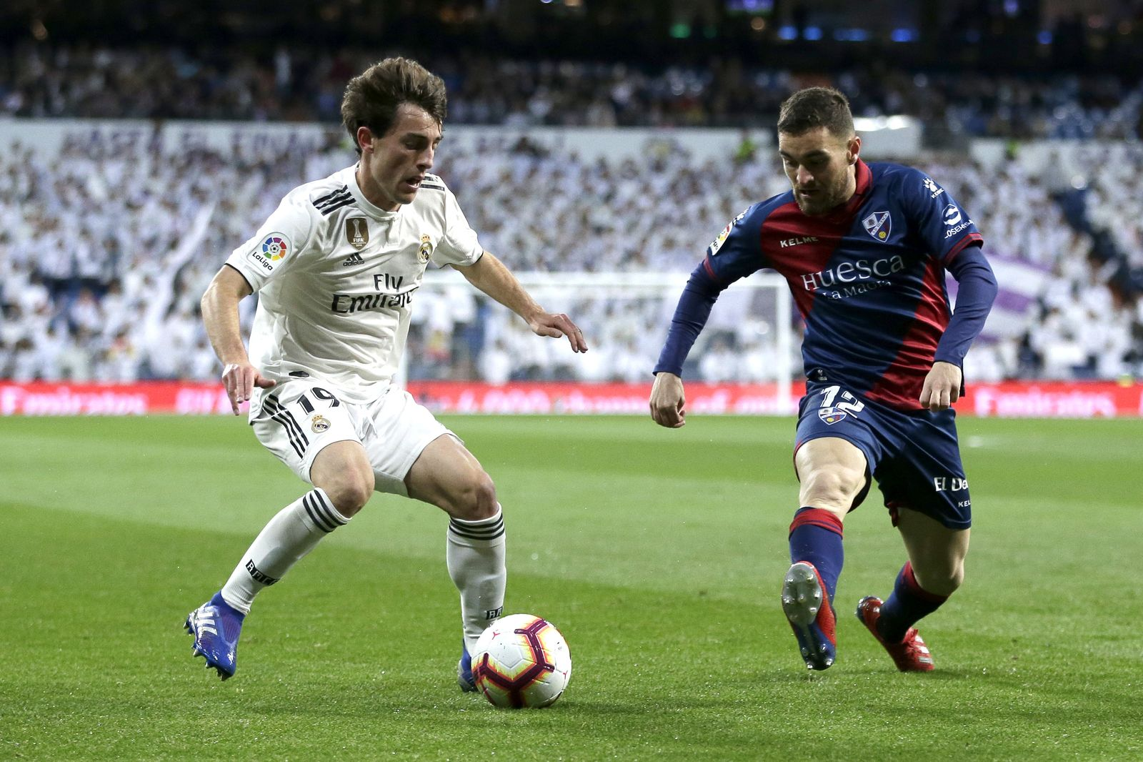 Real Madrid CF v SD Huesca - La Liga