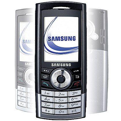 Samsung SGH-i310: Festplatte an Bord