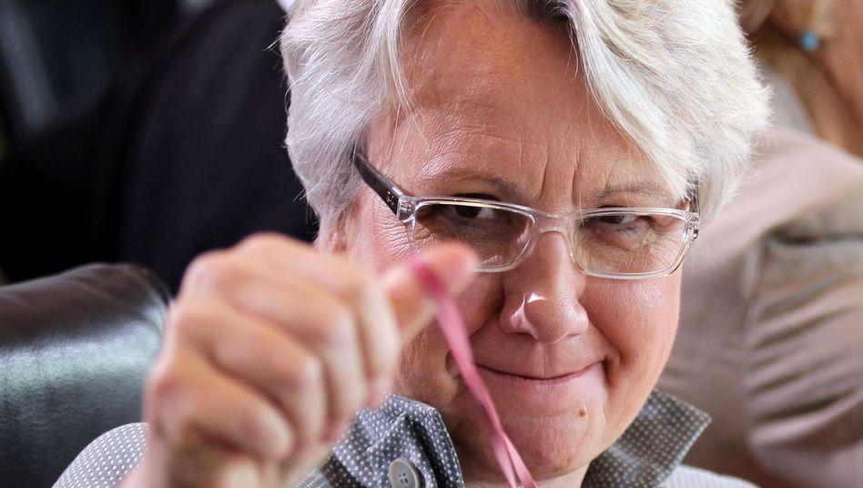 Ministerin Schavan: Gezielte Provokation oder Gedankenspiel?