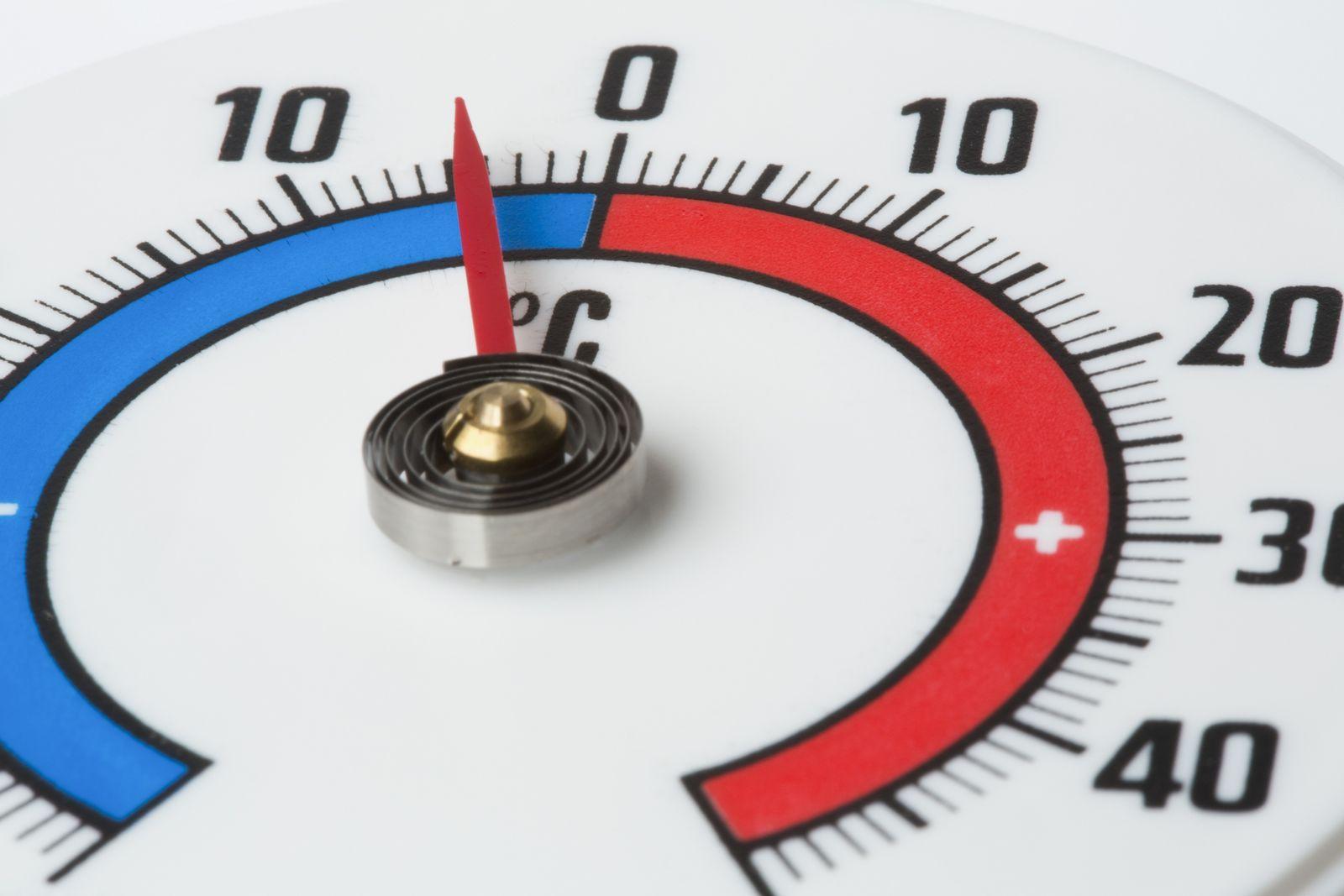 NICHT MEHR VERWENDEN! - Thermometer