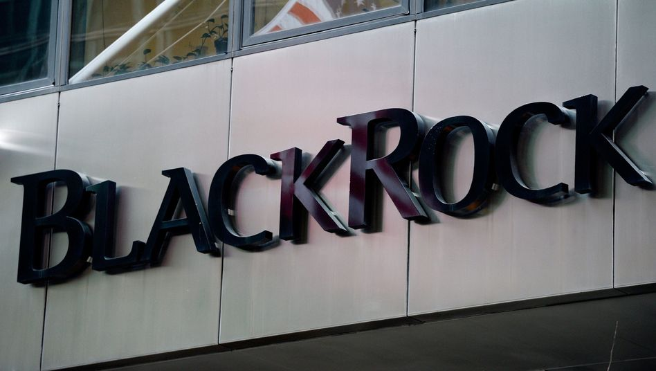 Vermögensverwalter Blackrock