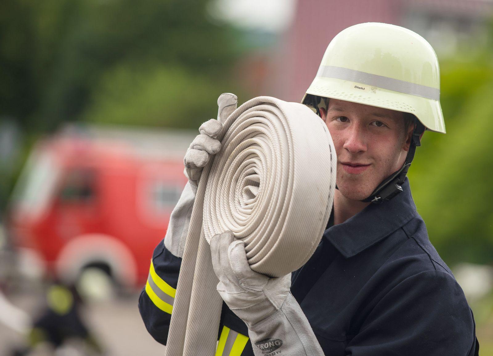 Feuerwehrtechnik als Schulfach