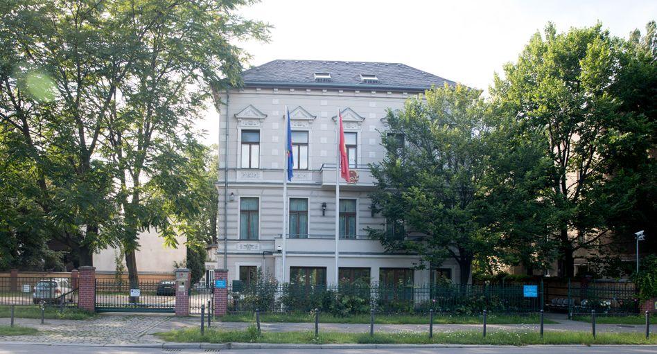 Vietnamesische Botschaft in Berlin
