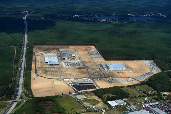 Tesla Gigafactory in Grünheide: Are the Germans fast enough?