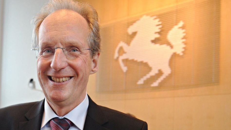 Oberbürgermeister Schuster: Rückzug nach 15 Jahren