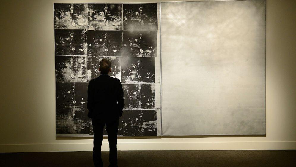 Warhol-Rekord: Silber schlägt Grün