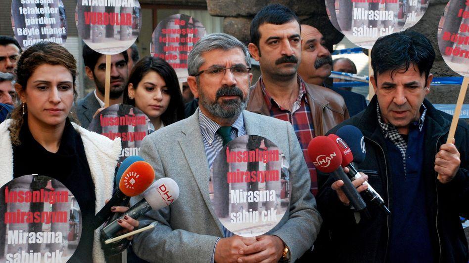 Türkei: Prominenter kurdischer Anwalt erschossen