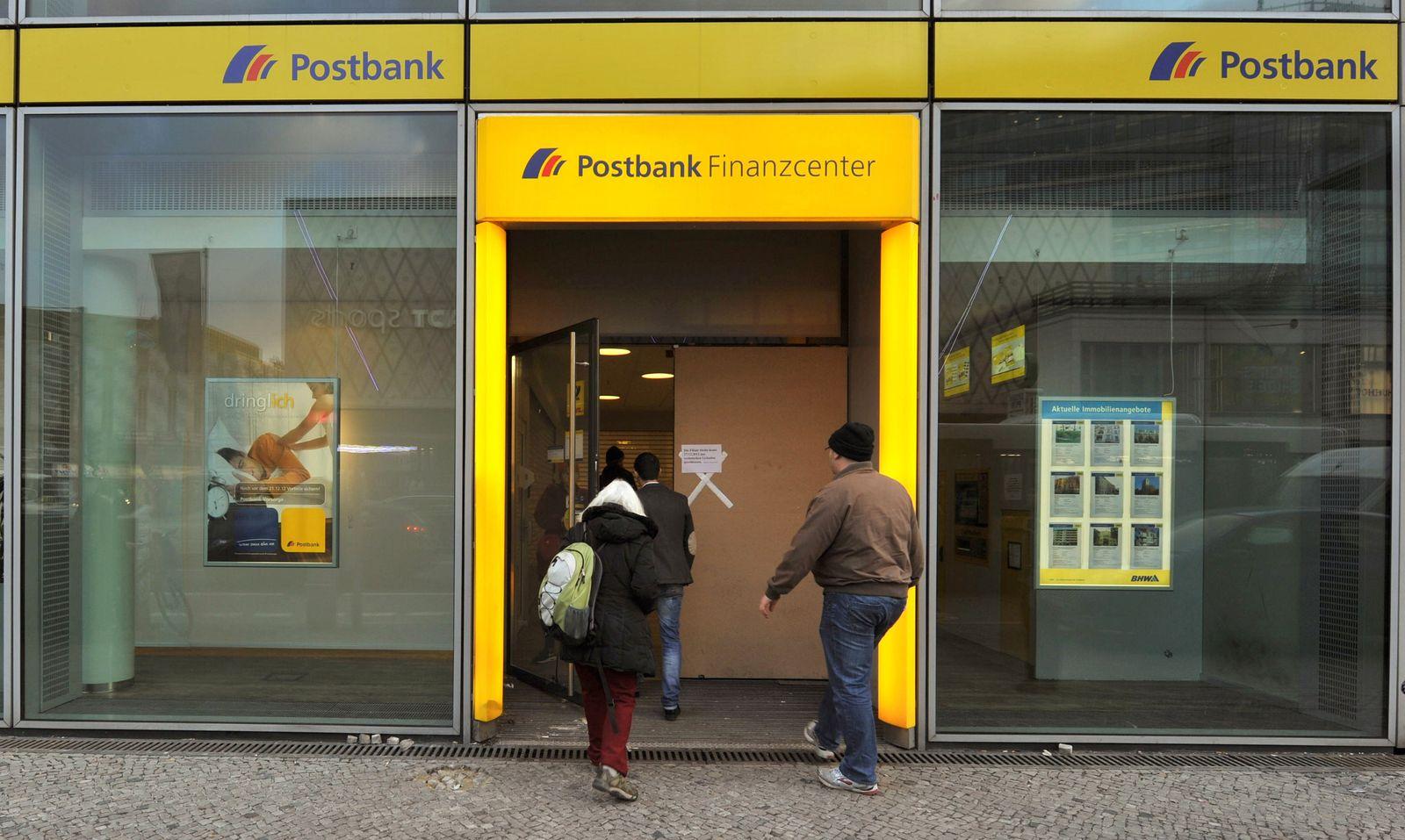 Postbank Streik