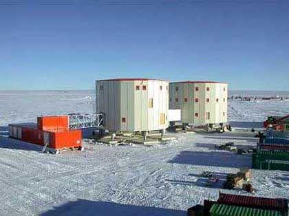 Antarktis-Station Concordia: Test für eine bemannte Station auf dem Mars