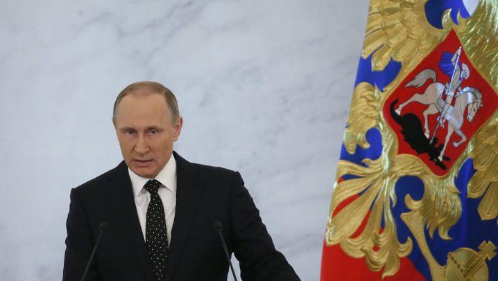 Streit wegen Kampfjet: Putin wettert gegen Ankara