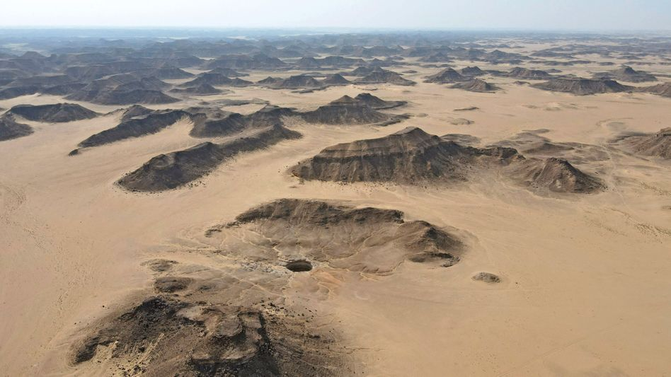 »Höllenbrunnen« im Jemen: Befindet sich hier ein Gefängnis für Naturgeister?