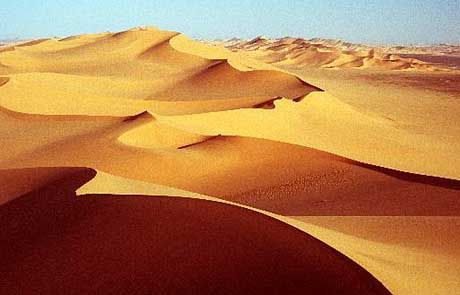 Lockruf der Wüste: Der Run auf Gaddafis Reserven hat begonnen