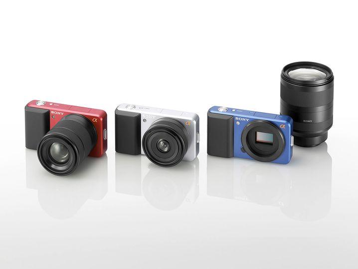 Sony Design-Prototyp: So soll der Kamerazwerg mit Riesensensor aussehen