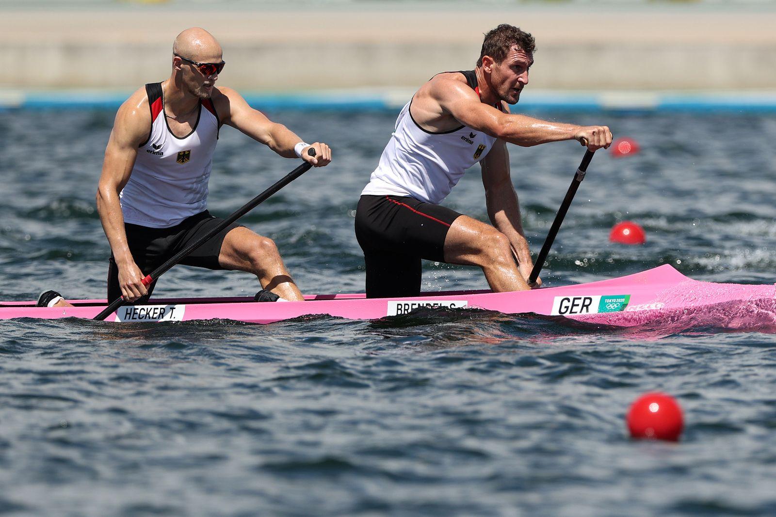 Canoe Sprint - Olympics: Day 11