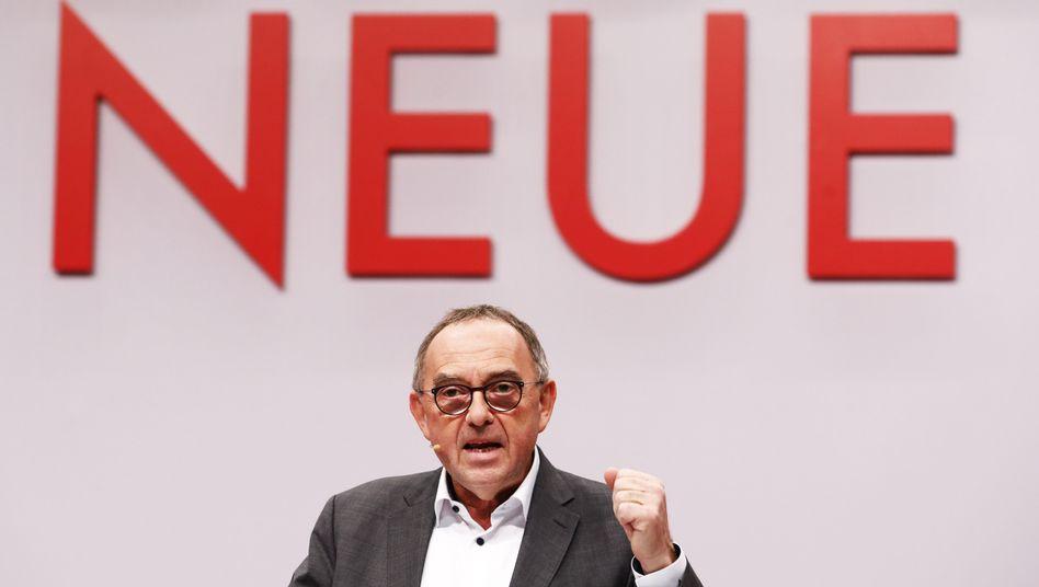 """SPD-Chef Walter-Borjans: """"Extremen Wertzuwachs von Grund und Boden ein Stück weit abschöpfen"""""""