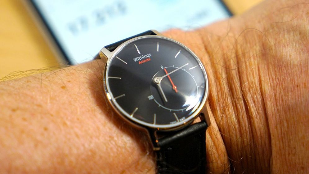 Fitness-Smartwatch: Withings Activité im Test