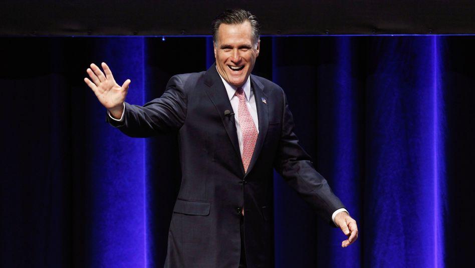 Republikaner Mitt Romney: Mr. Perfect oder doch zu glatt?