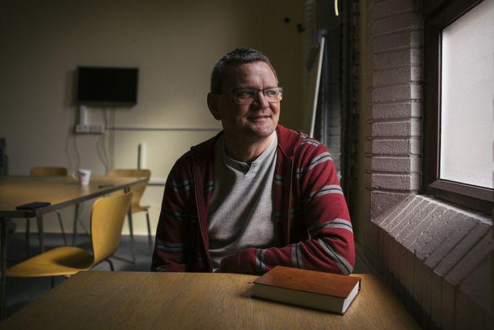 Nigel Adams is a co-founder of several food banks in Nottingham