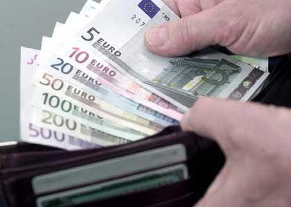 Blick ins Portemonnaie: Die Branche zählt
