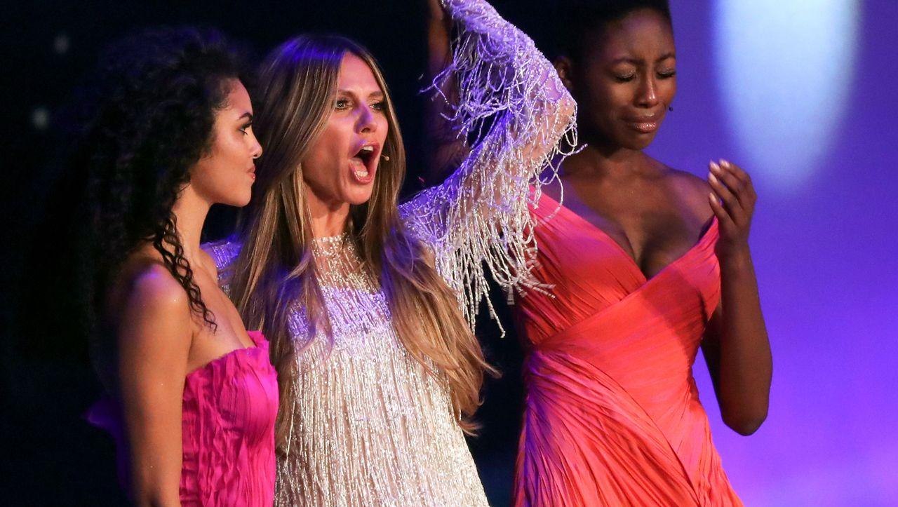 """Germany's Next Topmodel"": So lief das GNTM-Finale 2018 ..."