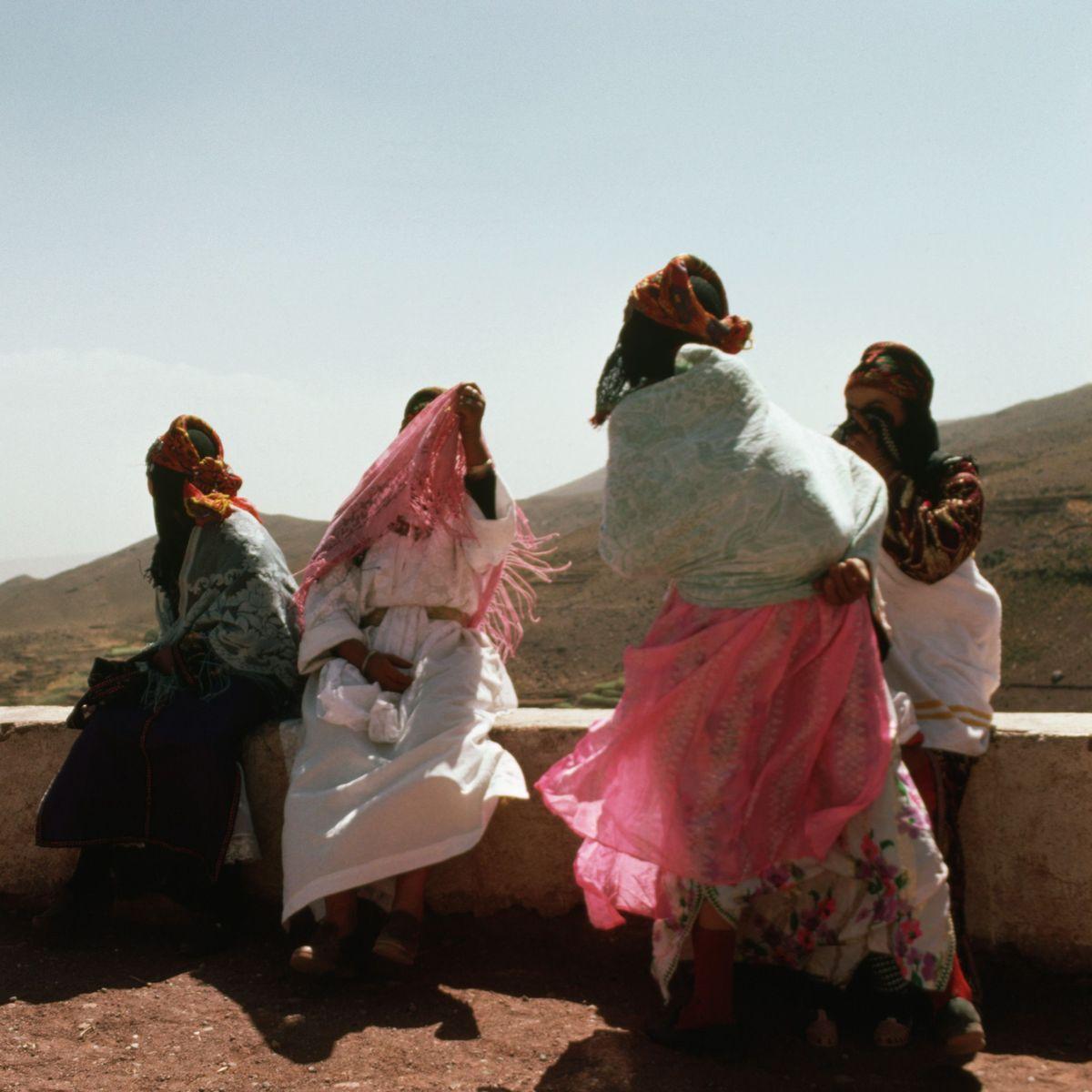 Frau eine heiraten marrokanische Iranerinnen sollen