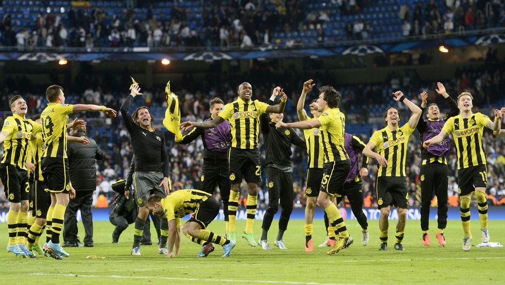 Real vs. Dortmund: Zittern bis zur 96. Minute