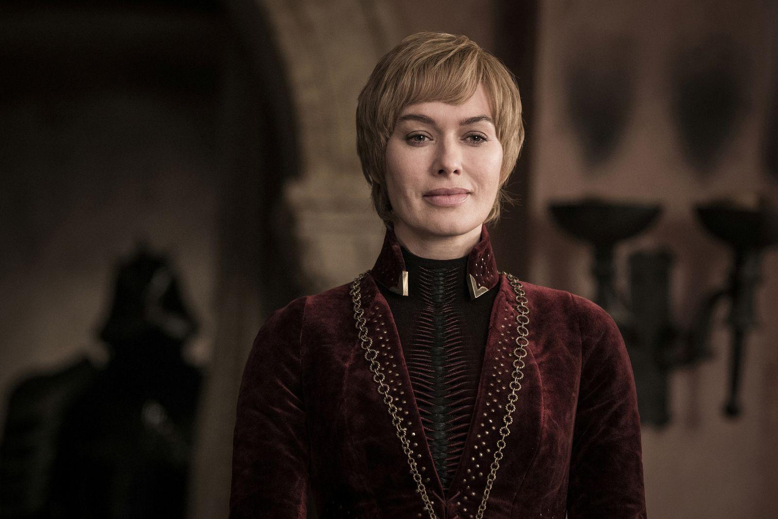 EINMALIGE VERWENDUNG Serie/ Game of Thrones St. 8/ Folge 5