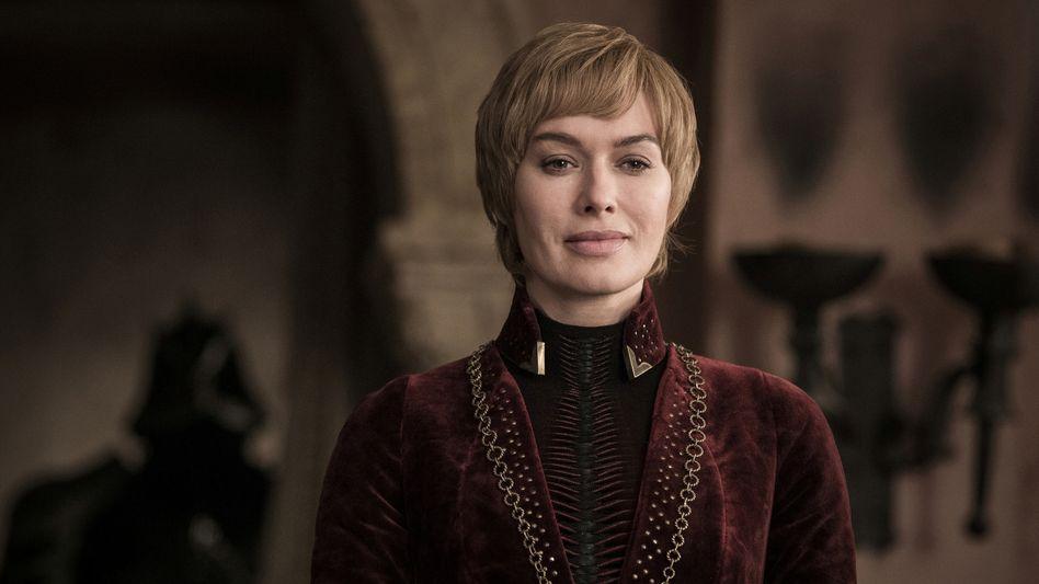 Cersei Lannister hat am meisten Sprechzeit unter den Frauen - liegt damit dennoch hinter zwei Männern