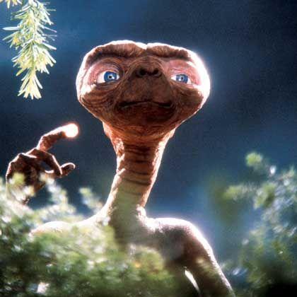 Schabernack-Vorbild E.T.: Am 1. April fauchend über London