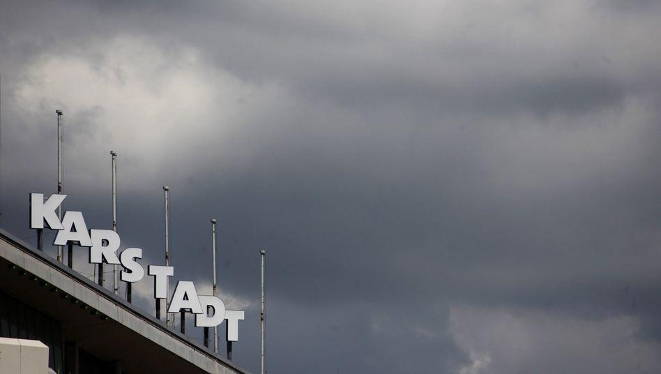 Karstadt-Filiale in Frankfurt: Zum Spielball von Spekulanten geworden