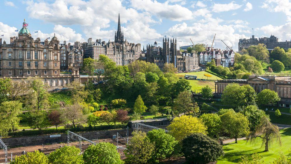 Schottische Unabhängigkeit: Die Banker von Edinburgh