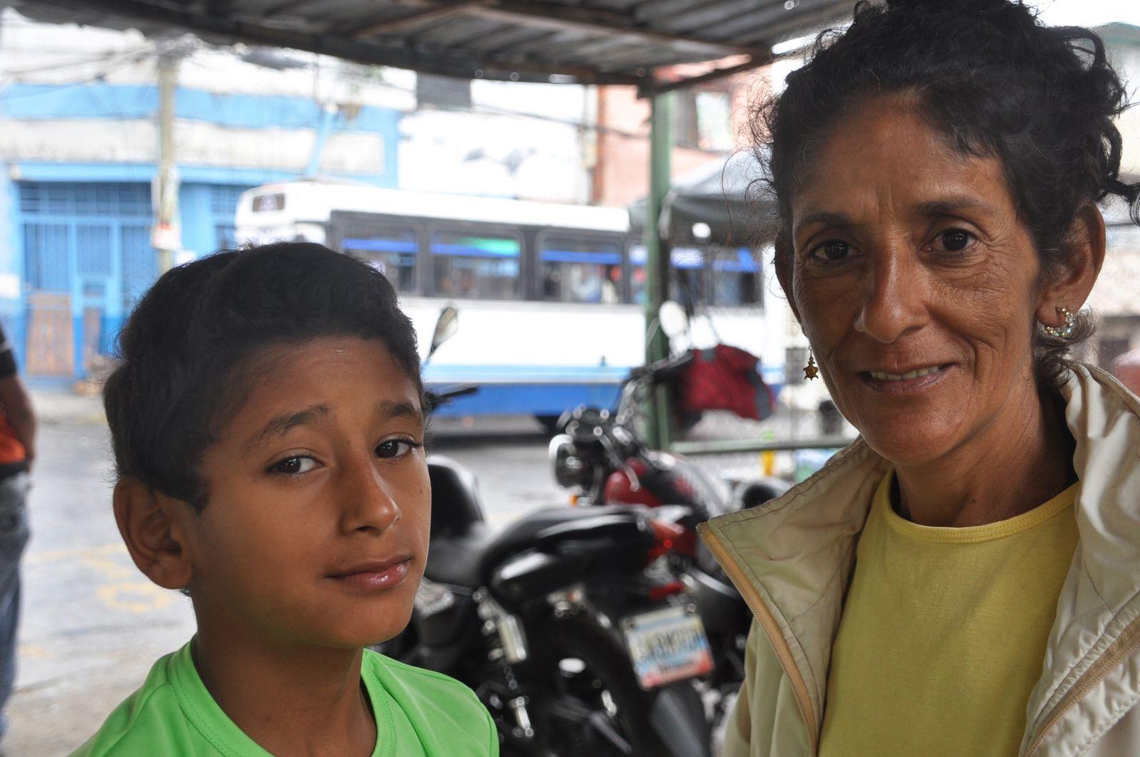 EINMALIGE VERWENDUNG Ehringfeld / Venezuela