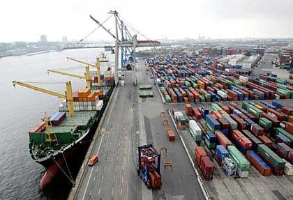 Hamburger Hafen: Pläne der EU-Kommission vermutlich vom Tisch