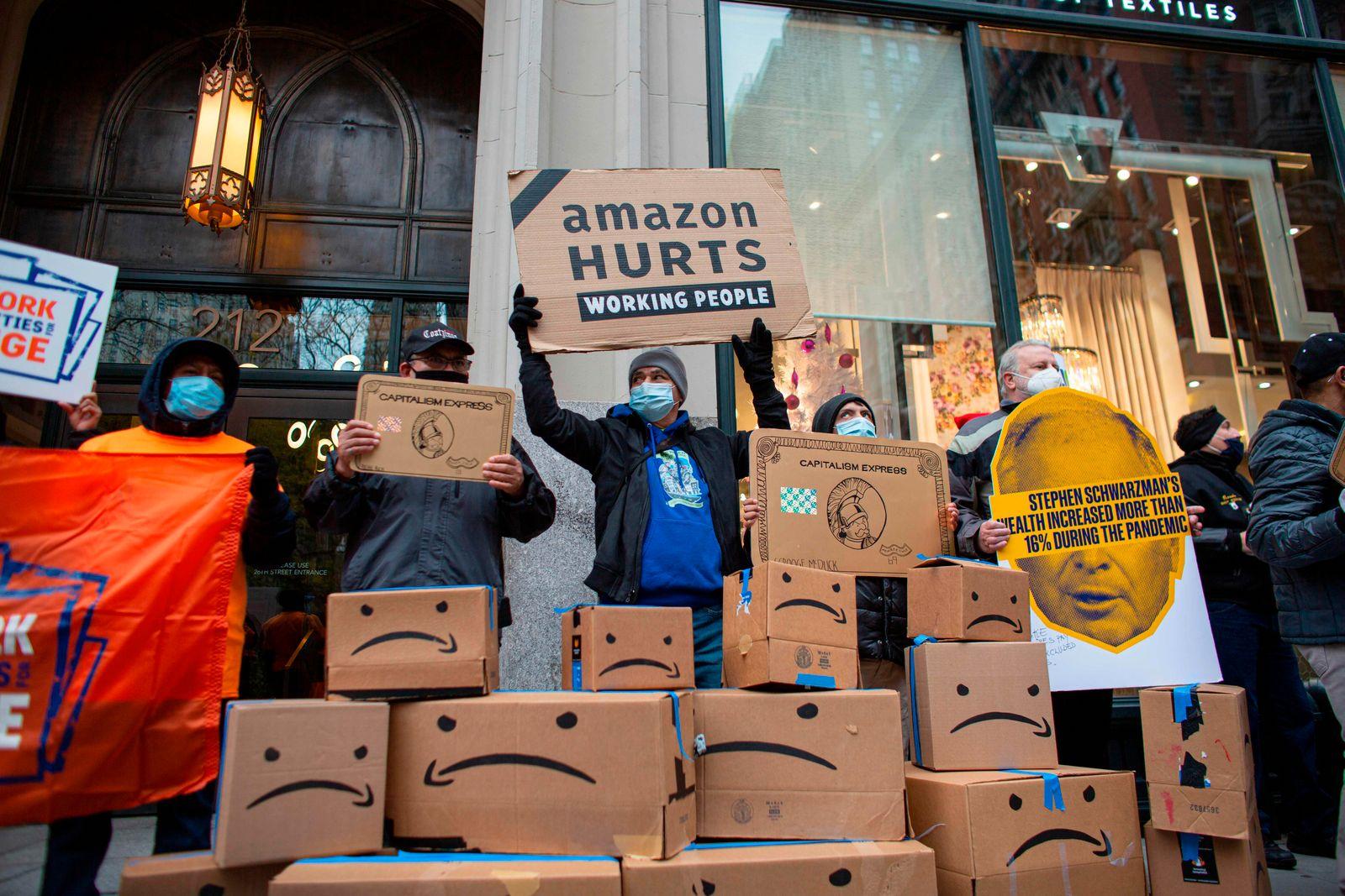 US-retail-demonstration-AMAZON