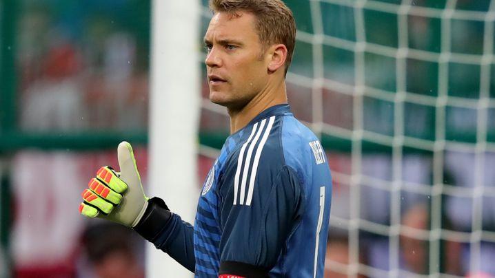 Deutschland in der Einzelkritik: Brandt empfiehlt sich, Petersen nicht