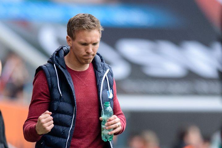 Julian Nagelsmann kam 2010 als Nachwuchstrainer zur TSG Hoffenheim