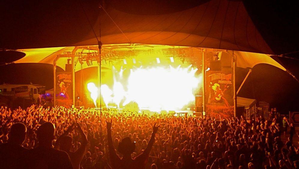 Rock Hard Festival: Livestream auf SPIEGEL ONLINE