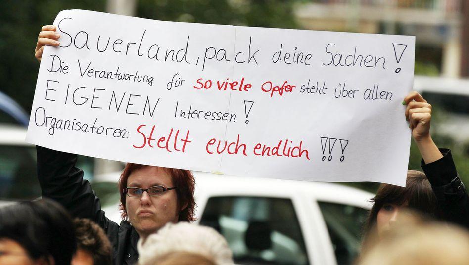 """Demonstration am Donnerstag in Duisburg: """"Die Menschen brauchen Schuldige"""""""