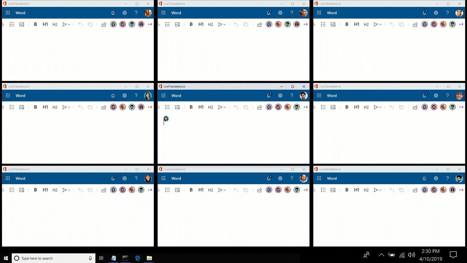 EINMALIGE VERWENDUNG Microsoft Build