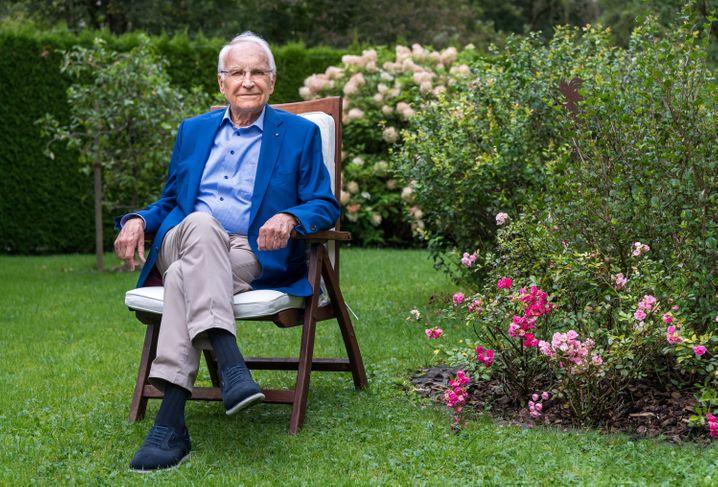 Edmund Stoiber, ehemaliger bayerischer Ministerpräsident