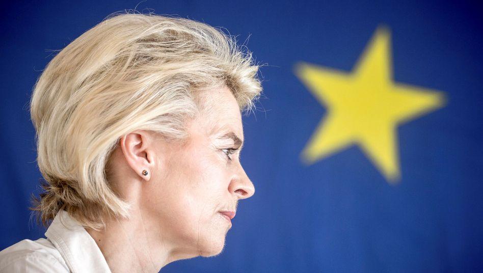 Ursula von der Leyen: Vielleicht bald EU-Kommissionschefin - wenn das Parlament sie bestätigt