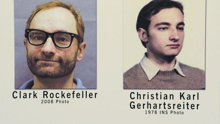 """""""Fake-Rockefeller"""": Der Mann mit den vielen Masken"""