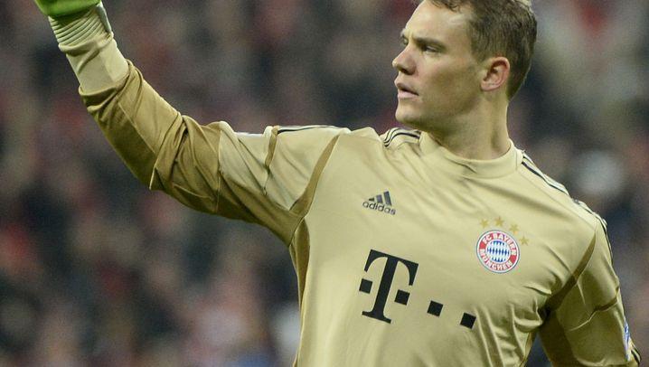 Bayern-Einzelkritik: Maschine Martínez und ein galaktischer Müller