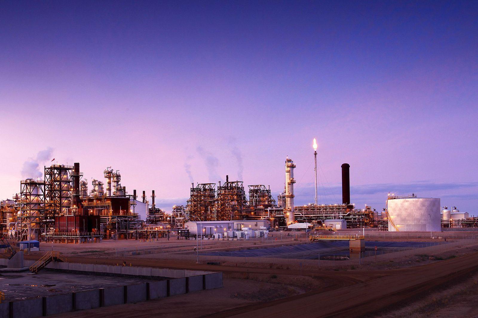 EINMALIGE VERWENDUNG Nexen / Ölsandförderung