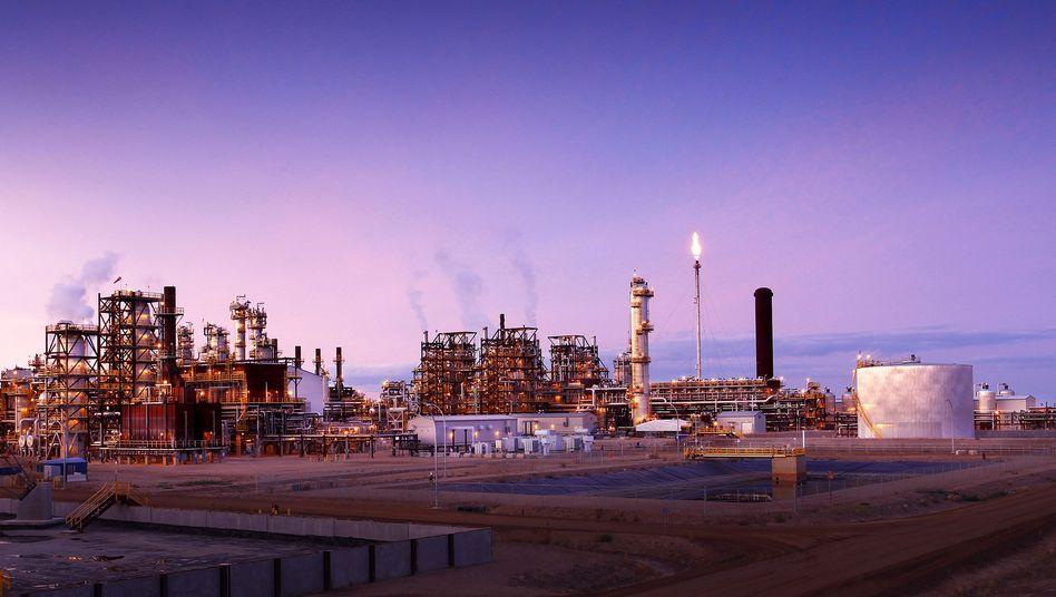 Ölsandförderung von Nexen in Kanada: Know-how für Chinas Staatskonzerne